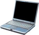 "Fujitsu Lifebook S6120 - Centrino 1.6 GHz 256 Mo 40 Go 13"" TFT DVD/CD-RW WiFi/Bluetooth WXPP"