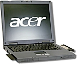 "Acer Aspire 1310XC - Athlon XP1800+ 256 Mo 30 Go 14"" TFT DVD/CD-RW WXPH"
