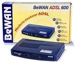 BeWAN ADSL 600 - Modem-routeur ADSL