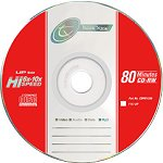 Tx Traxdata CD-RW 80mn Certifié 6/10x (pack de 10, jewel case)