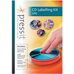 Pressit CD Labelling Kit Lite