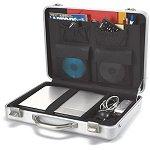 Dicota AluCompact - Mallette pour PC portable 15.4''