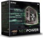 Antec NeoPower 480-EC - Alimentation 480W ATX 12V