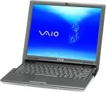 "Sony VAIO B1VP - Centrino 1.6 GHz 512 Mo 40 Go 14"" TFT DVD/CD-RW Wi-Fi G WXPP"