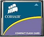 Corsair CompactFlash 256 Mo - 40x (garantie à vie par Corsair)