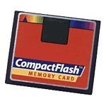 CompactFlash 256 Mo - Garantie 3 ans