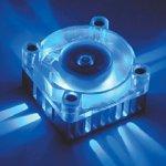 Akasa AK-210 - Ventilateur de chipset avec 3 LEDs bleues
