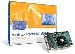 Matrox Parhelia APVe - 128 Mo Dual DVI/TV-Out - PCI Express