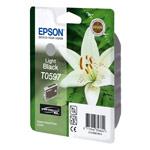 Epson T0597 - Cartouche d'encre grise