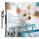 Nintendogs : Chihuahua et ses amis (Nintendo DS)