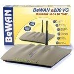 BeWAN e200 VG - Routeur sans fil VoIP