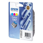 Epson T067 - Cartouche d'encre couleur