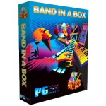 Band-in-a-Box 12 pour OS X (français, MAC)