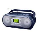 Aiwa CSD-A500S - Radio-Cassette CD