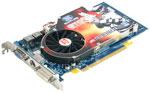 SAPPHIRE X800 GTO² - 256 Mo TV-Out/Dual DVI VIVO - PCI Express (ATI Radeon X800 GTO)