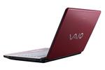 "Sony VAIO FJ1S/R (coloris rouge) - Centrino 1.73 GHz 512 Mo 80 Go 14.1"" TFT DVD(+/-)RW DL Wi-Fi G Webcam WXPH"