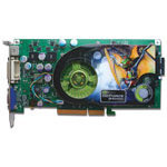 Point of View GeForce 7800 GS - 256 Mo TV-Out/DVI - AGP (NVIDIA GeForce 7800 GS) + Jeux