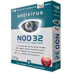 Eset NOD32 - Pack 5 postes (français, WINDOWS)