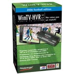 Hauppauge WinTV-HVR-930 - 2006 Football Edition - Clef USB Tuner TV Hybride (TNT + Analogique)