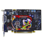 Point of View GeForce 6600 GT - 128 Mo TV-Out/DVI - PCI Express (NVIDIA GeForce 6600 GT) (bulk)