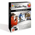 Studio Plus v.10 Titanium Edition (français, WINDOWS)