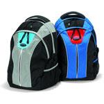 """Dicota BacPac Campus Blue - Sac à dos bleu pour ordinateur portable 15.4"""""""