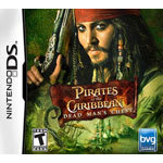 Pirates des Caraibes : Le Secret du Coffre Maudit (Nintendo DS)