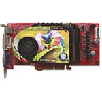 Point of View GeForce 6800 GS AGP - 256 Mo TV-Out/DVI - AGP (NVIDIA GeForce 6800 GS) - Pièce de déstockage garantie 2 mois