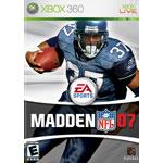 Madden NFL 2007 (Xbox 360)