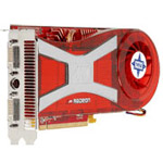 MSI RX1950XTX-VT2D512E - 512 Mo TV-Out/Dual DVI - PCI Express (ATI Radeon X1950 XTX)