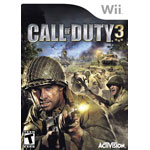 Call of Duty 3 : En marche vers Paris (Wii)
