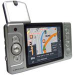 Dunlop D-NAVI 6000 - GPS avec disque dur 2.5 Go intégré (Carte Europe)