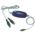 Adaptateur MIDI sur port USB