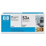 HP Q7553A - Toner Noir (3 000 pages à 5%)