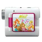 Smoby Caméra vidéo numérique WinX Club + Logiciel de montage