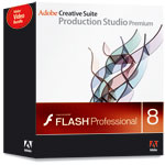 Adobe Video Bundle (français, WINDOWS) - Mise à jour vers CS3 offerte (voir conditions)*