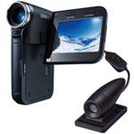 Samsung VP-X300L- Caméscope à carte mémoire