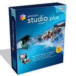 Pinnacle Studio Plus Version 11 - Mise à jour (français, WINDOWS)