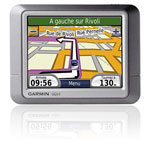 Garmin nüvi 250 - Solution GPS autonome (Carte Europe)