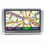 Garmin nüvi 200W - Solution GPS autonome (Carte France)