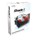 e frontier Shade 8.0 (anglais, WINDOWS)