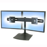 Ergotron DS100 - Support de bureau pour 2 moniteurs LCD (version horizontale)