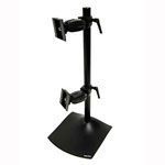 Ergotron DS100 - Support de bureau pour 2 moniteurs LCD (version verticale)