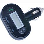 Avesta BlueFM - Kit mains libres Bluetooth stéréo/transmetteur FM sur allume cigare