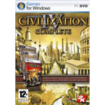 Civilization IV Edition Complète (Civilization IV + Warlords + Beyond the Sword) (PC)
