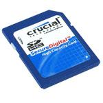Crucial Secure Digital Haute Capacité 4 Go (garantie 10 ans par Crucial)