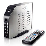 Iomega ScreenPlay Pro 750 Go - Disque dur multimédia (USB 2.0/FireWire 400) - Garantie 2 ans