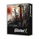 Corel Painter X (français, WINDOWS/MAC OS)