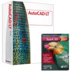 Autodesk AutoCAD LT 2008 + Bibliothèque Industrie pour AutoCAD
