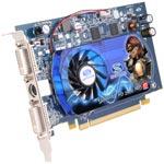 Sapphire Radeon HD 2600 PRO OC - 256 Mo TV-Out/DVI - PCI-Express (ATI Radeon HD 2600 PRO)